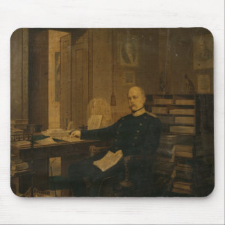 Otto von Bismarck in his Study Mouse Pad
