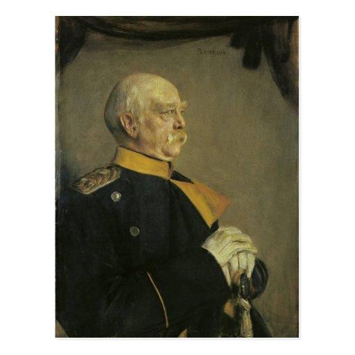 Otto von Bismarck Post Card