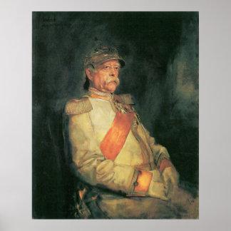Otto von Bismarck Poster