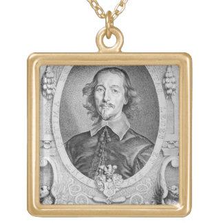 Otto von Guericke (1602-86) del 'DES de los retrat Colgante Cuadrado