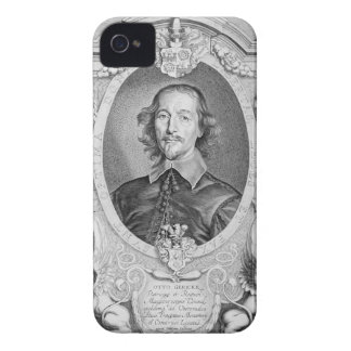Otto von Guericke (1602-86) from 'Portraits des Ho iPhone 4 Cover