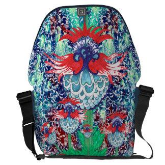 Ottoman Artichoke Bag Courier Bag
