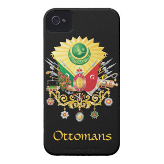 Ottoman Coat of Arms Case-Mate iPhone 4 Cases