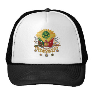 Ottoman Coat of Arms Hat