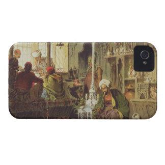 Ottoman Coffee House, 1862 (colour litho) Case-Mate iPhone 4 Case
