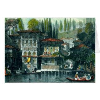 Ottoman Empire Greeting Card
