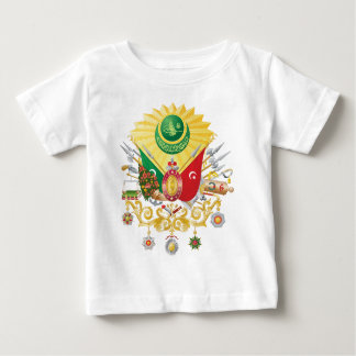 Ottoman Empire Coat of Arms Baby T-Shirt