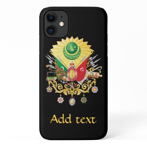 Ottoman Empire Flag iPhone 11 Case