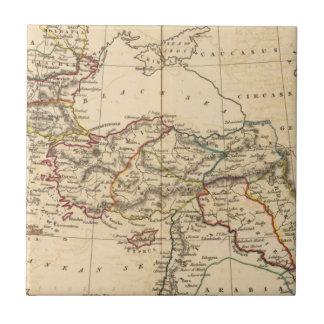 Ottoman Empire Tile