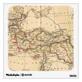 Ottoman Empire Wall Sticker