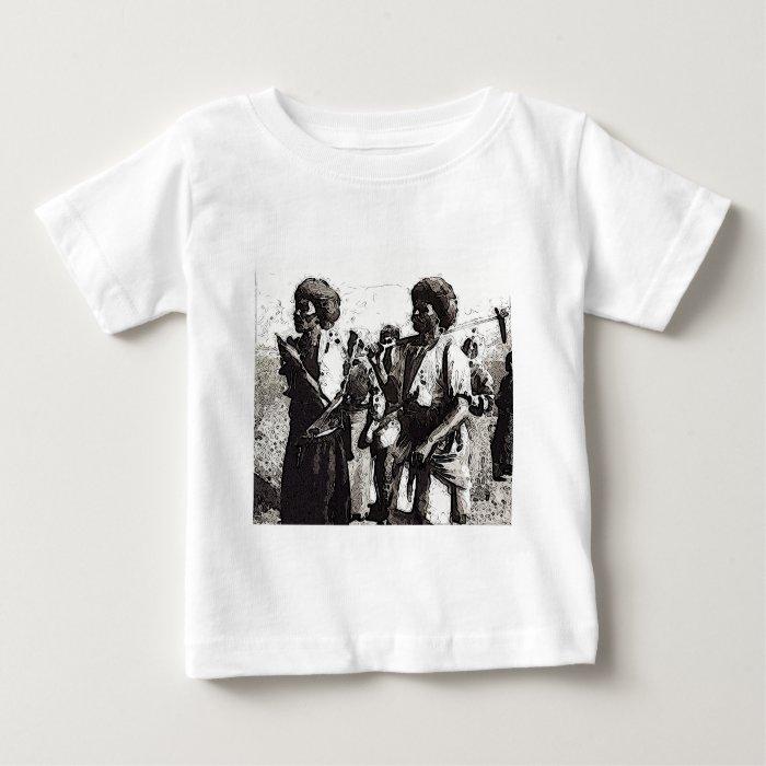 Ottoman Kurdish 3 Baby T-Shirt