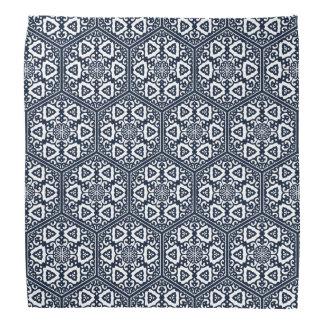 Ottoman pattern 6 traditional Turkish design Bandana