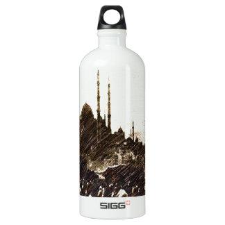 ottomanic times aluminum water bottle