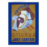 Ottumwa Art Center Card