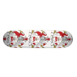 O'Tuama Family Crest Skateboard Deck