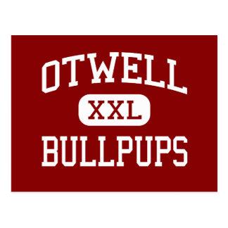 Otwell - Bullpups - Middle - Cumming Georgia Postcard
