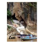 ou Laos de pak Postal