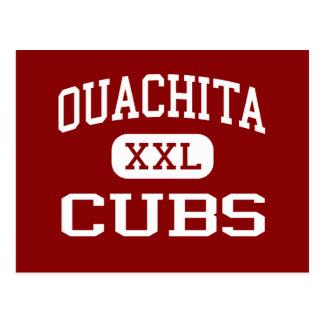 Ouachita - Cubs - Junior - Monroe Louisiana Postcard