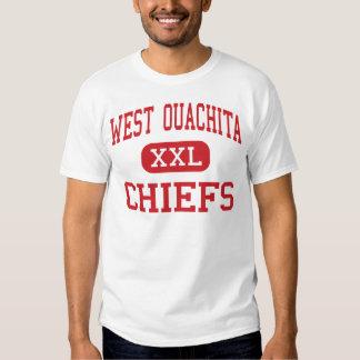 Ouachita del oeste - jefes - alto - Monroe del Remera