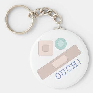 Ouch Bandages Keychains