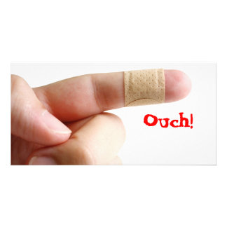 Ouch! Card