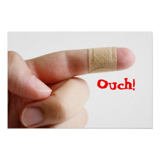 ¡Ouch! Póster