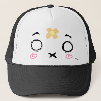 Ouch trucker hat