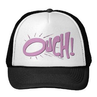 OUCH! TRUCKER HAT