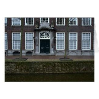 Oude Delft Card