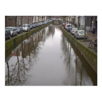 Oude Delft, Delft Postcard
