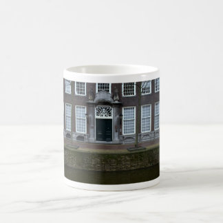 Oude Delft Classic White Coffee Mug