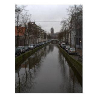Oude Delft Postcard