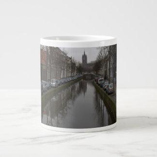 Oude Delft Taza De Café Grande