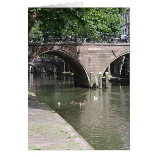 Oude Gracht Card