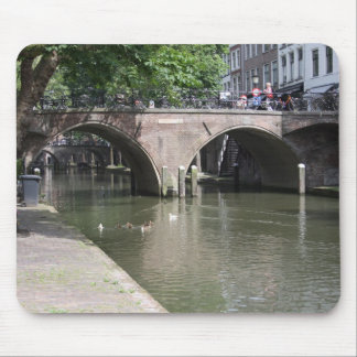 Oude Gracht Mouse Pad