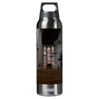 Oude Kerk, Delft 16 Oz Insulated SIGG Thermos Water Bottle