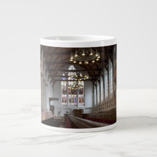 Oude Kerk, Delft 20 Oz Large Ceramic Coffee Mug