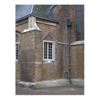 Oude Kerk, Delft Postcard