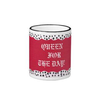 Oueen Mug Ringer Mug