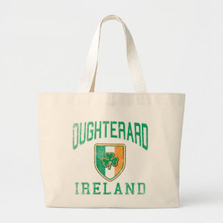 OUGHTERARD Ireland Large Tote Bag