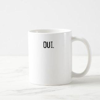 Oui. Café Taza