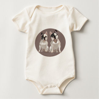 Oui, Oui!  Oh Yes, Yes Baby Bodysuit