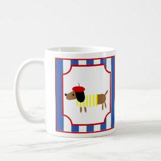 Oui Oui Paris Coffee Mug