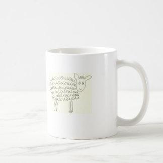 Oui Sheep Coffee Mug