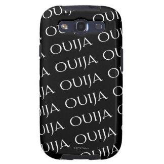 Ouija Logo Samsung Galaxy S3 Cases