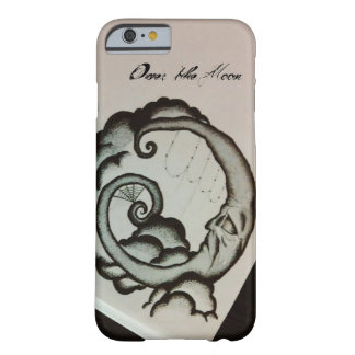 Ouija Moon Occult Phone Case Barely There iPhone 6 Case