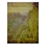 Ouimet Canyon Postcard