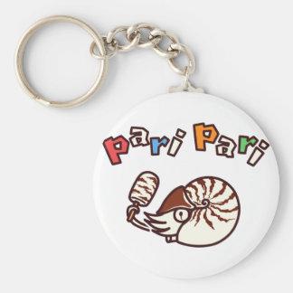 < oumu shellfish and the Paris Paris bar > Keychain