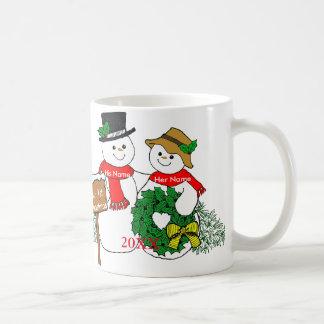 Our 1st Christmas Coffee Mug