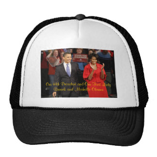 Our 44th President and Our First Lady Trucker Hat